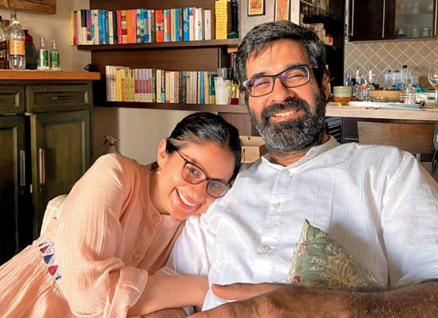 Rasika Dugal and Mukul Chadda champion the cause of conserving food on Valentine's Day : Bollywood News
