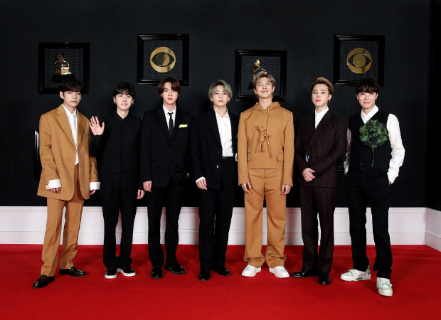 BTS release free e-book celebrating one year of 'Connect, BTS' global art project : Bollywood News
