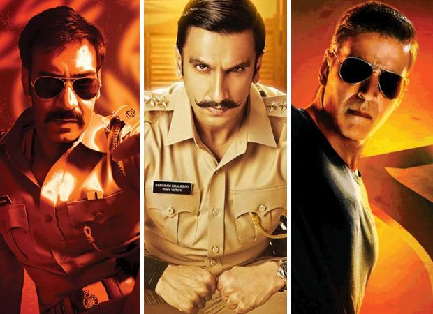 Singham and Simmba make an action packed 30 minute appearance in Akshay Kumar's Sooryavanshi : Bollywood News