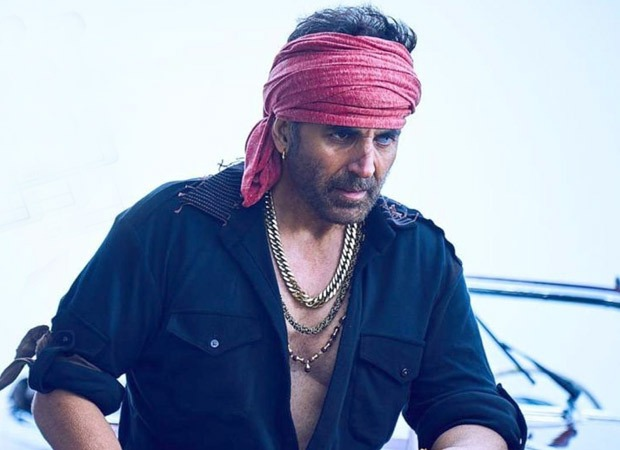 Akshay Kumar and crew to shoot the final sequence of Bachchan Pandey at a multiplex of Andheri : Bollywood News