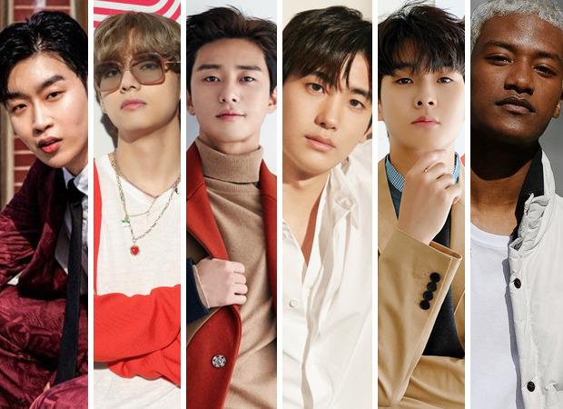 Peakboy's new song 'Gyopo Hair' to feature BTS' V, Park Seo Joon, Park Hyung Sik, Choi Woo Shik and Han Hyun Min : Bollywood News