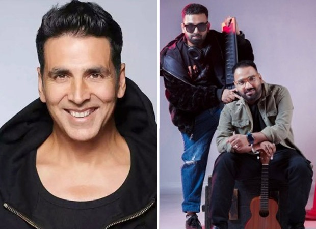 Akshay Kumar launches music directors Gaurav and Kartik Dev with Bellbottom's 'Marjaawaan' : Bollywood News