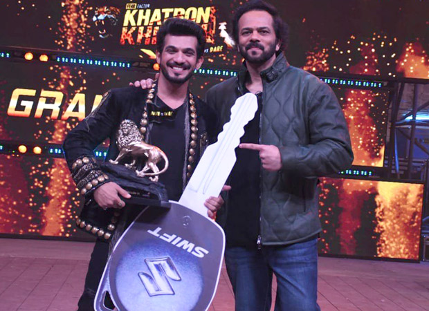 Arjun Bijlani wins Khatron Ke Khiladi 11, Divyanka Tripathi becomes the first runner-up : Bollywood News