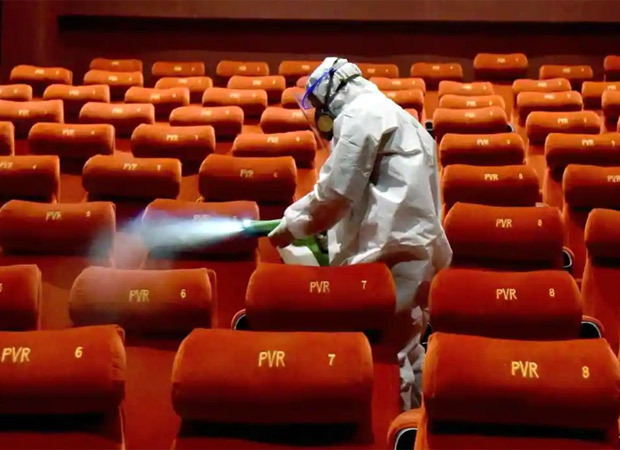 Cinema Halls in Maharashtra to re-open from October 22 : Bollywood News