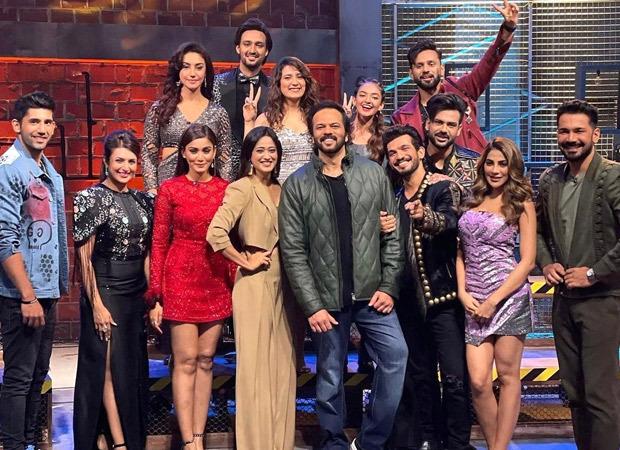 Khatron Ke Khiladi 11: Vishal Aditya Singh, Shweta Tiwari gear-up for a house party post-Grand Finale shoot : Bollywood News