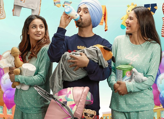 Shehnaaz Gill's film Honsla Rakh co-starring Diljit Dosanjh to release on Dussehra; trailer out on Monday : Bollywood News