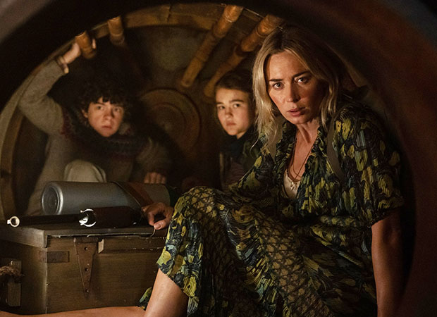 A Quiet Place Part II (English) Movie: Review   Release Date   Songs   Music   Images   Official Trailers   Videos   Photos   News
