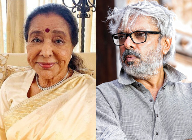 Asha Bhosle in pursuit to get Sanjay Leela Bhansali to launch her granddaughter Zanai : Bollywood News