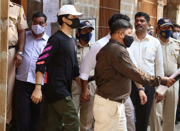 BREAKING: Aryan Khan and 7 others accused in drug case remanded to judicial custody : Bollywood News