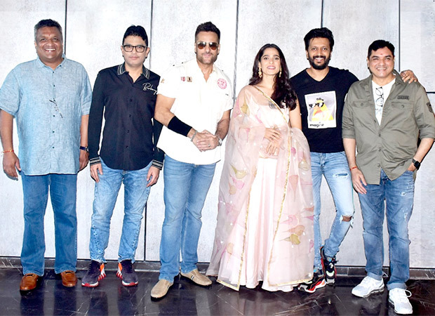 Bhushan Kumar and Sanjay Gupta back Riteish Deshmukh and Fardeen Khan starrer Visfot : Bollywood News
