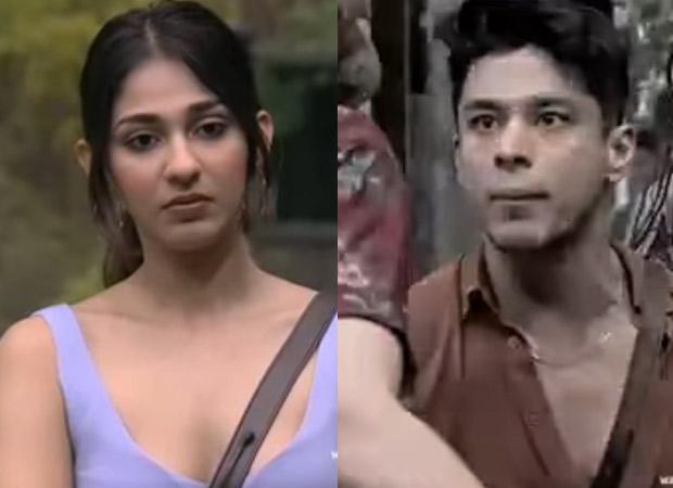Bigg Boss 15: Pratik Sehajpal breaks the bathroom lock while Vidhi Pandya was taking a shower, housemates slam him : Bollywood News