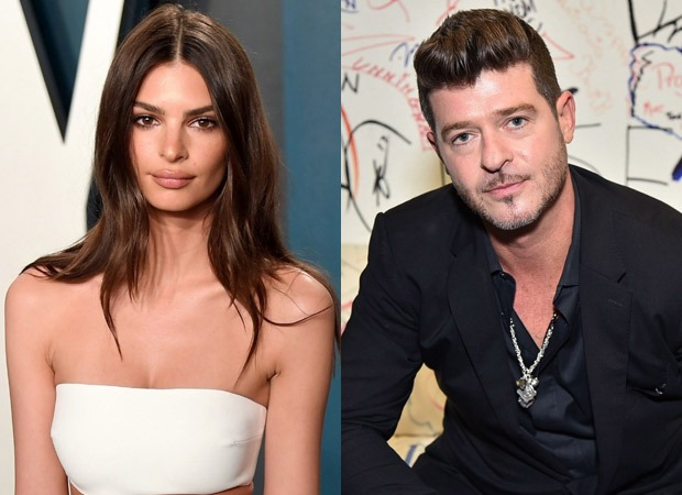 Emily Ratajkowski alleges sexual assault by Robin Thicke on sets of 'Blurred Lines' music video : Bollywood News