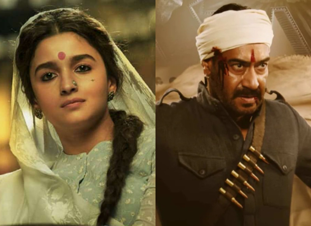 Gangubai Kathiawadi vs RRR: Will two films of Alia Bhatt and Ajay Devgn release in the SAME week?  : Bollywood News