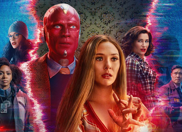 Marvel's WandaVision spin-off starring Kathryn Hahn in works on Disney+ : Bollywood News