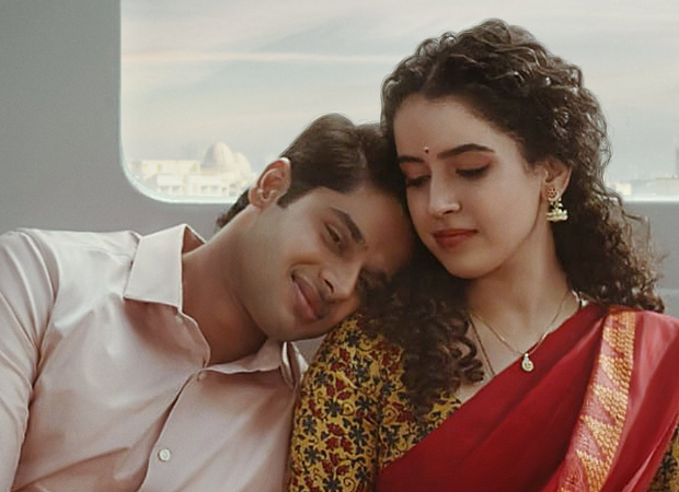 Meenakshi Sundareshwar starring Sanya Malhotra and Abhimanyu Dassani to release on November 5 on Netflix : Bollywood News