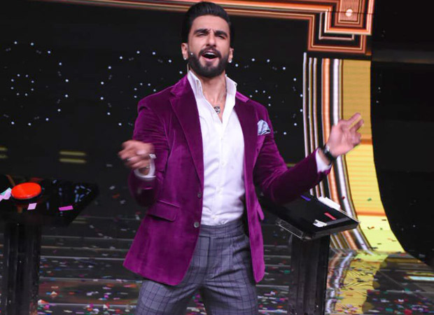 """""""My decision to debut on TV with The Big Picture has nothing to do with theatres being shut"""", says Ranveer Singh : Bollywood News"""