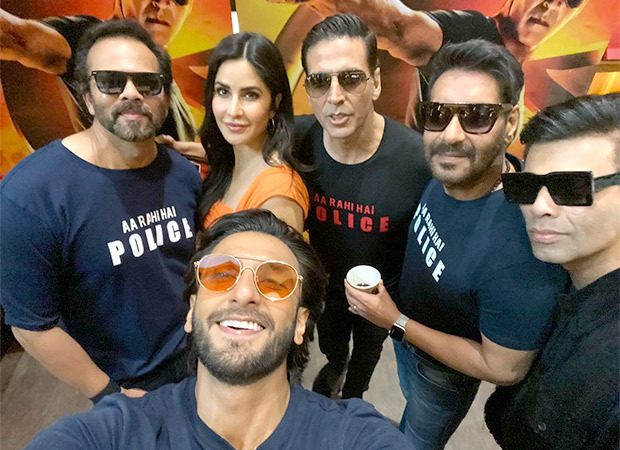 SCOOP: Rohit Shetty shoots independent videos with Ajay Devgn, Ranveer Singh and Akshay Kumar to promote Sooryavanshi : Bollywood News