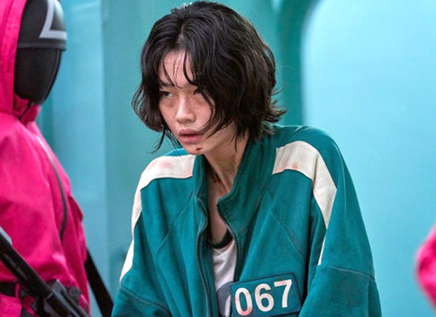 Squid Game breakout star Jung Ho Yeon becomes most followed Korean actress on Instagram surpassing Lee Sung Kyung : Bollywood News