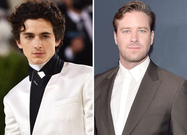Timothée Chalamet reacts to his Call Me By Your Name co-star Armie Hammer's sexual assault allegations : Bollywood News